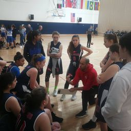 Kyiv International School to Visit with HS Basketball Teams