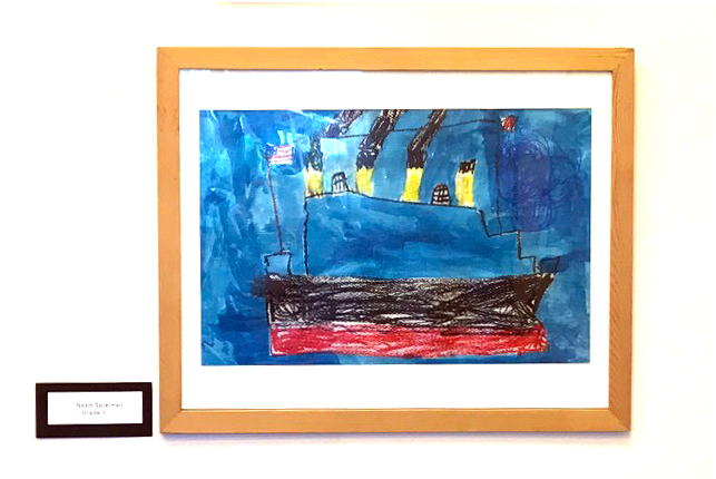 A First Grade Art Epiphany